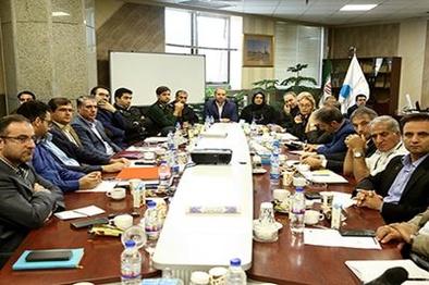 برگزاری نخستین جلسه عملیات زمستانی شهر فرودگاهی امام