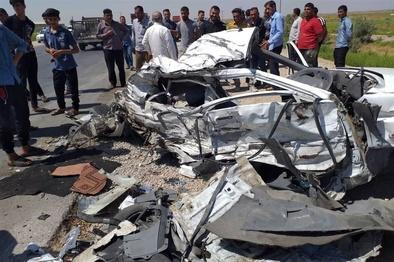 کشته شدن ۴۰ نفر در جادههای استان همدان/ افزایش ۵ درصدی فوتیها