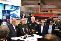 گزارش تصویری| افتتاح بیست و یکمین نمایشگاه صنایع دریایی و دریانوردی کشور در قشم