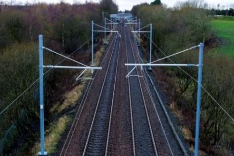 Carillion to electrify Shotts line for Holytown - Midcalder Junctions
