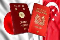 Japan and Singapore are global leaders when it comes to passport power