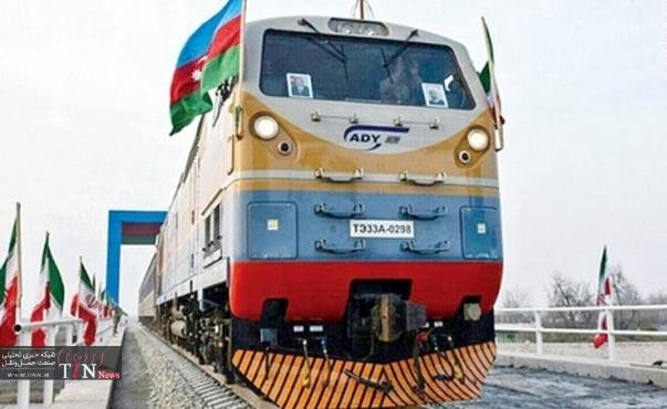 افزایش ۲ میلیون تنی ترانزیت با خط آهن ۱۰ کیلومتری
