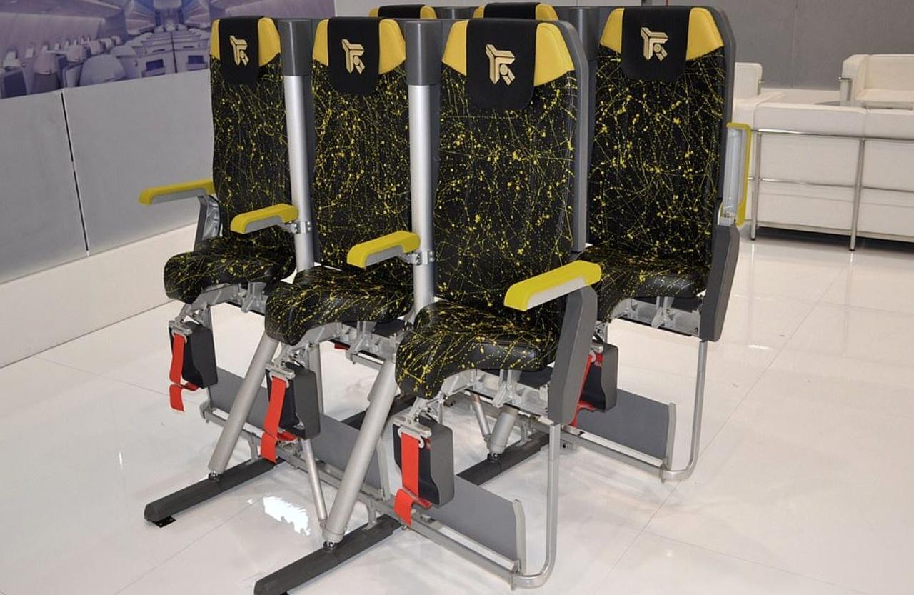 صندلیهای ایستاده هواپیما