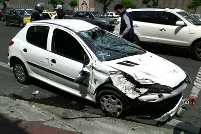 سانحه رانندگی در جاده زنجان - دندی ۴ نفر کشته بر جای گذاشت