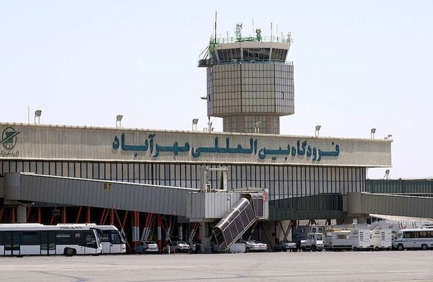 مسافران یک ساعت پیش از پرواز در فرودگاه حاضر باشند