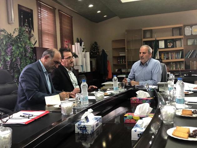 نهایی شدن چهار پروژه شهری باهمکاری راه آهن وشهرداری درشهر اهواز