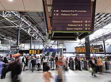 Rail at heart of £70bn northern England investment plan