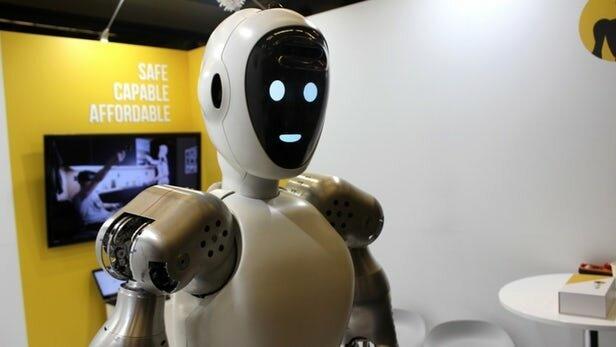 ساخت یک ربات انساننما برای کمک به محققان حوزه رباتیک