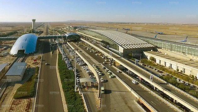 جوابیه فرودگاه امام در خصوص «تکدیگری یک مسافر در پرواز قطرایرویز»