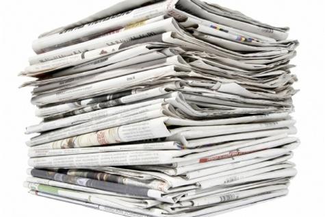 صفحه اول روزنامه های امروز / ۶ دی