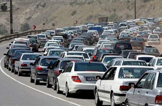 تعیین هوشمند مقصد سفر به جای گرفتاری ۱۵ ساعته در ترافیک شمال