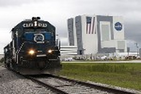 Canaveral Port Authority seeks to revive NASA railway