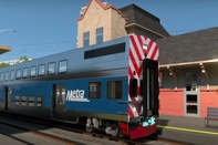 Metra Orders Alstom Multi-Levels