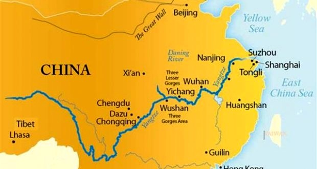China extends sulphur cap to all Yangtze River Delta ports