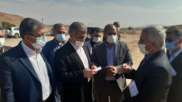 اختصاص۱۲۰ میلیارد تومان اعتبار برای تکمیل بزرگراه شیراز-داراب-گهکم
