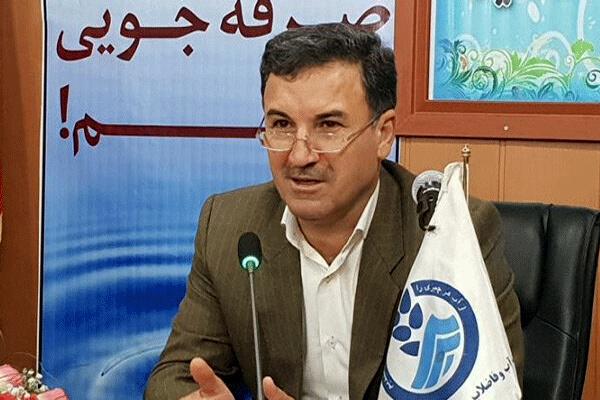 بازدید استاندار قزوین و نماینده مجلس از پروژه تصفیه خانه فاضلاب شهر شال