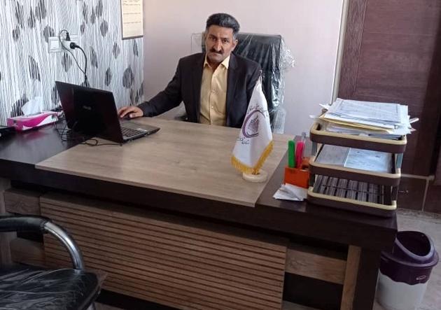 مهندس رضی افلاطونی پژوهشگر حوزه عمران و شهرسازی است