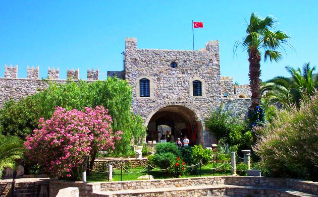 اطلاعات خواندنی در مورد قلعه مارماریس تور مارماریس