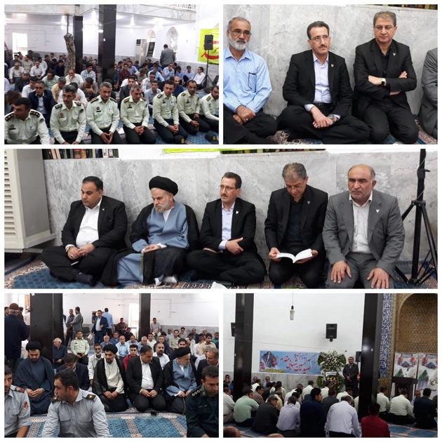 مراسم یادبود زنده یاد حسین شهابی مقدم با حضور مدیرعامل راهآهن آغاز شد