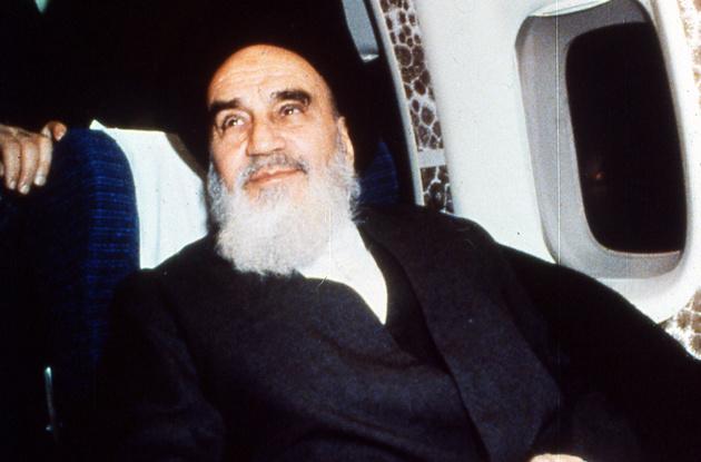 روایت مهماندار هواپیمای ایرفرانس از آرامش امام خمینی