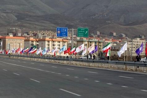 حادثه در محور کرج - قزوین ۲ کشته و ۶ مصدوم بر جای گذاشت