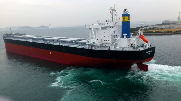 First shipping firm claims net zero CO2 emissions as of 2020