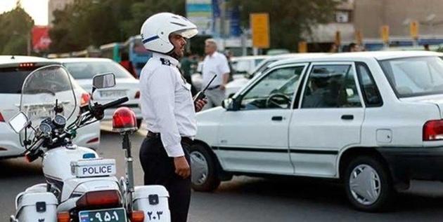 وضعیت ترافیک بزرگراهها و محورهای اصلی شهر تهران در تاسوعا