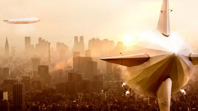 بزرگترین کشتی هوایی هیدروژنی جهان در حال ساخت است