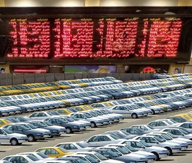 بورس هم صنعت خودرو را نجات نداد