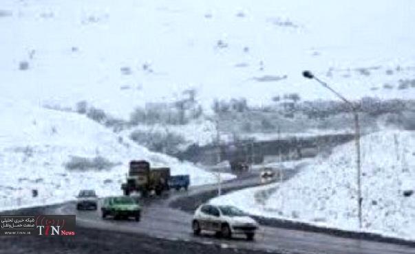 باز بودن تمام محورهای موصلاتی کردستان