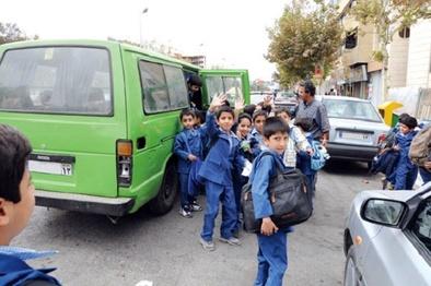 ثبت ۲۵ هزار تخلف رانندگی سرویس مدارس در طول سال تحصیلی ۹۷-۹۸