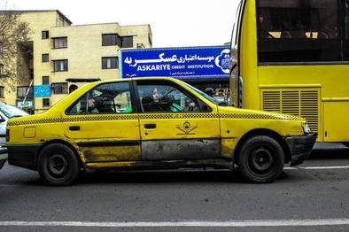 نوسازی ۱۵ هزار تاکسی فرسوده در تهران