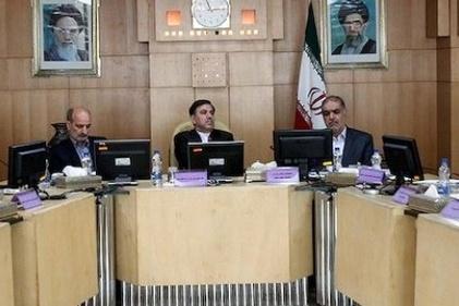 جلسه شورای عالی حمل و نقل