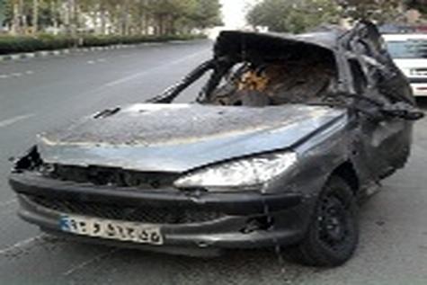 وقوع ۶۰درصد تصادفهای فوتی زنجان به علت نبستن کمربند ایمنی است