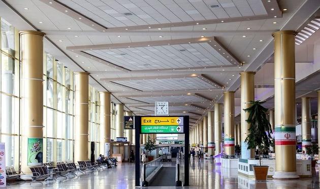 ریزش شدید  اعزام و پذیرش مسافر هوایی در اسفند 98