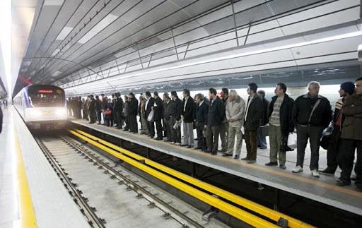 تبلور توان ملی با توسعه مترو پایتخت
