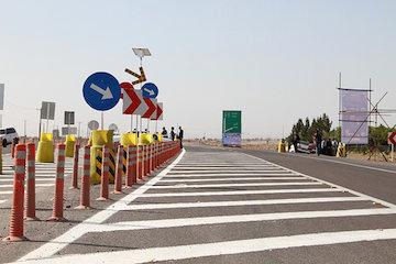 کاهش تصادفات اصفهان با پوشش ۱۱۲ نقطه پرخطر