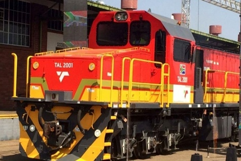 Loco 'designed, engineered and manufactured in Africa' unveiled