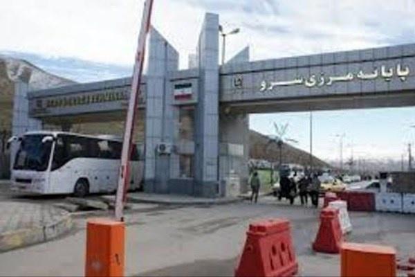 مسیر دسترسی به  پایانه مرزی «سرو»، بزرگراه میشود