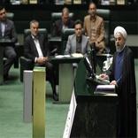 لحظه به لحظه با جلسه رای اعتماد/روحانی: شرط ما برای حضور هر کسی اعتدال است