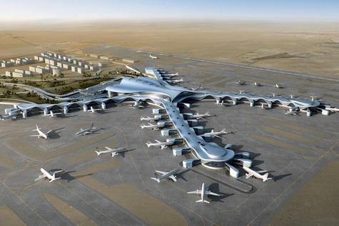 افزایش ترافیک هوایی در فرودگاه ابوظبی