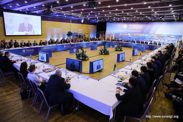 نتایج  اجلاس شصت و هشتم شورای حمل و نقل ریلی کشورهای CIS