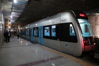 سرفاصله زمانی خط 2 مترو مشهد به 10 دقیقه کاهش یافت