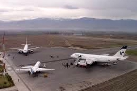 بازدید نماینده مجلس از فرودگاه بین المللی شیراز
