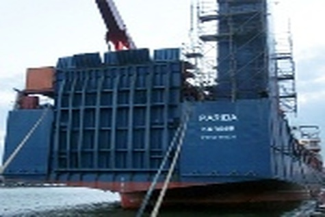 DMAIB issues report about the fire on ro - ro cargo ship PARIDA