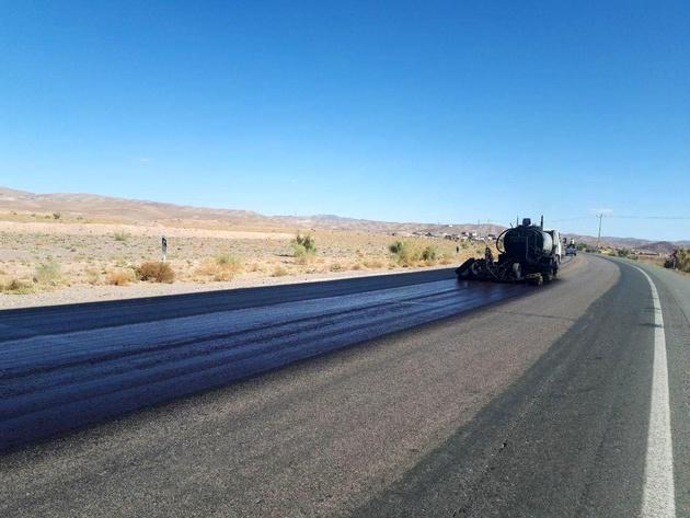 عملیات فوگسیل هفت کیلومتر در محورهای بیرجند - اسدیه