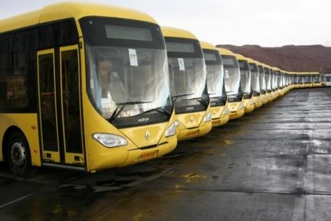 استفاده از اتوبوسهای شهری همدان برای دانشجویان رایگان شد