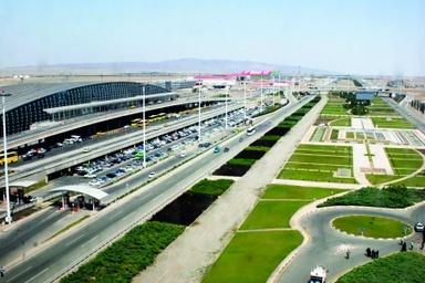 بستر انجام پروازهای داخلی در فرودگاه حضرت امام کاملا فراهم است