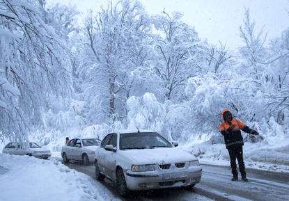 راهداری زمستانه