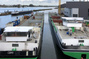 Sendo Liners to enter port of Amsterdam with engines off, reducing emissions